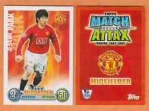 Manchester United JI-Sung Park South Korea